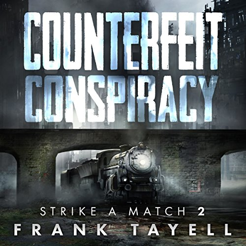Couverture de Counterfeit Conspiracy