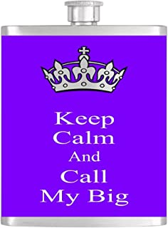 Best keep calm and call my big flask Reviews