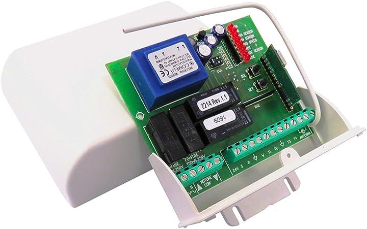 Centralina elettronica per tende da sole seav lrs 2214 B07ZJZ6VX6