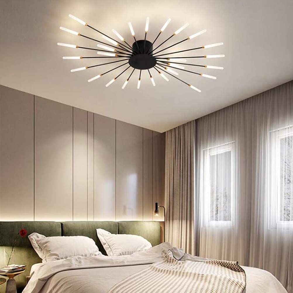 AKAKKFK LED Ceiling Lamp Many popular brands Fireworks Creative Modern Light Popular products