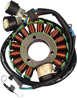 LTA500F Quadmaster 500 2000-2001 WildBee Cam Timing Chain Compatible with Suzuki 12760-37400 LTA450X Kingquad 450 2007-2010 12760-09F00