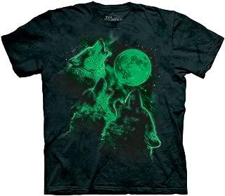 Men's Three Wolf Moon Short Sleeve Tee