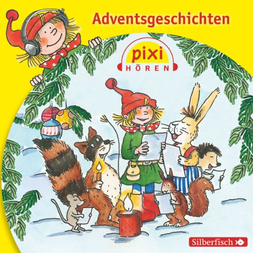Adventsgeschichten audiobook cover art