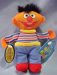 Sesame Street Plush Ernie Finger Puppet