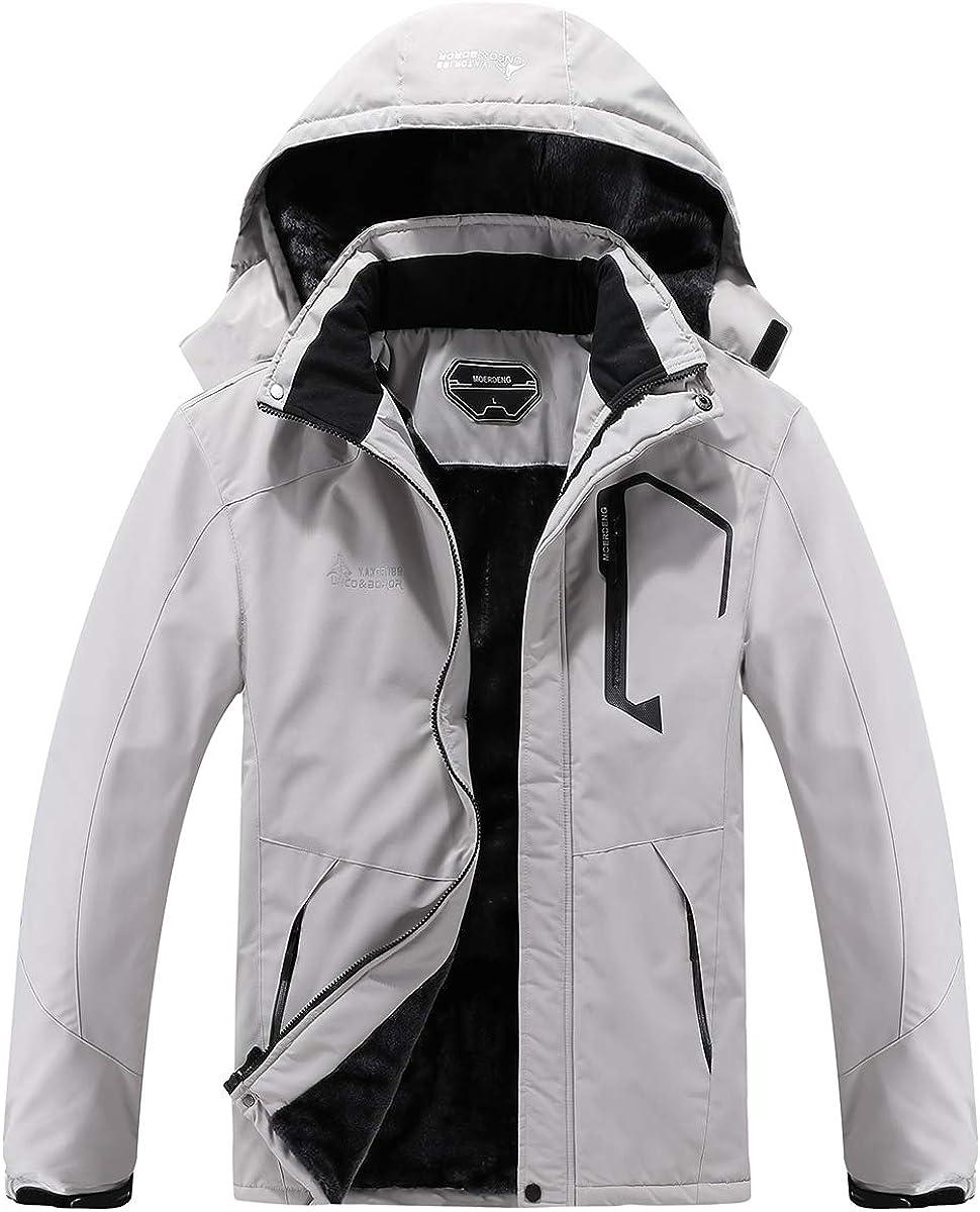 MOERDENG Men's OFFicial Waterproof Ski Jacket SALENEW very popular Snow Winter Warm Coat Mount