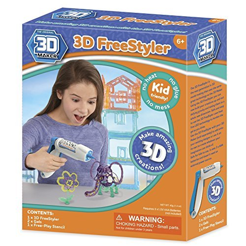 3D Maker 3D FreeStyler Pen by 3d Magic