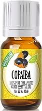Copaiba Essential Oil - 100% Pure Therapeutic Grade Copaiba Oil - 10ml