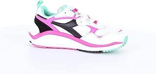 DIADORA Luxury Fashion Womens 17434001BIANCOEFUCSIA White Sneakers | Season Outlet