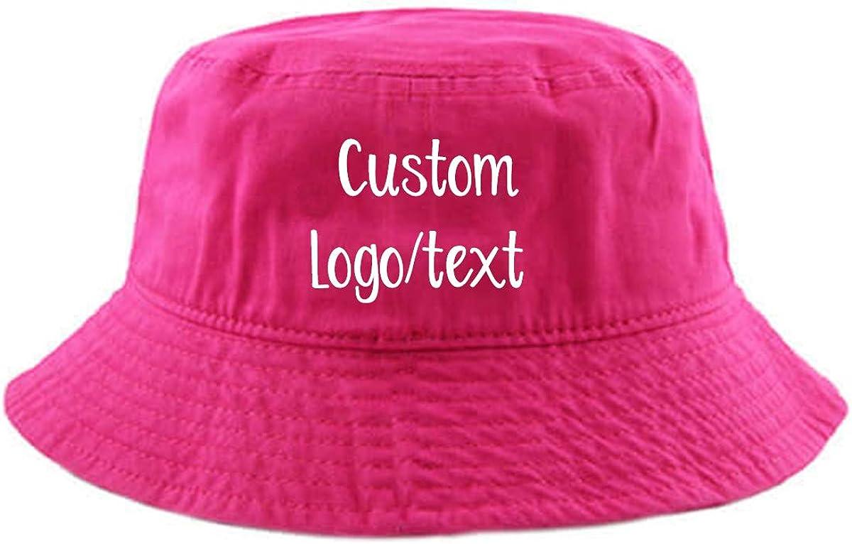 INK STITCH 1500 Adult Unisex Unisex Custom Design Your Own Stitching Bucket Hats