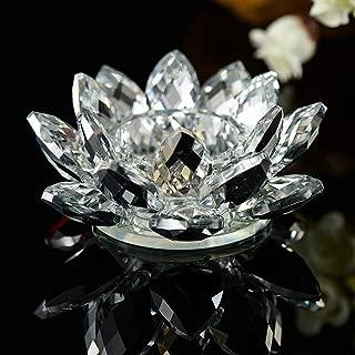 Best lotus flower tealight candle holder Reviews