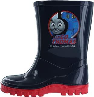 Boys Thomas The Tank & Friends Blue Wellies Wellington Boots UK Sizes Child 4-10