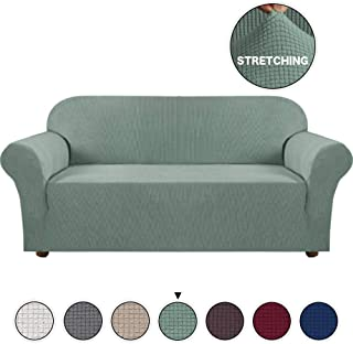 Best sage green sofa slipcovers Reviews