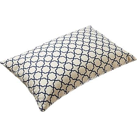 SEIDO そばがら 枕 日本製 そば殻 まくら 高さ調節可能 北欧柄 洋室