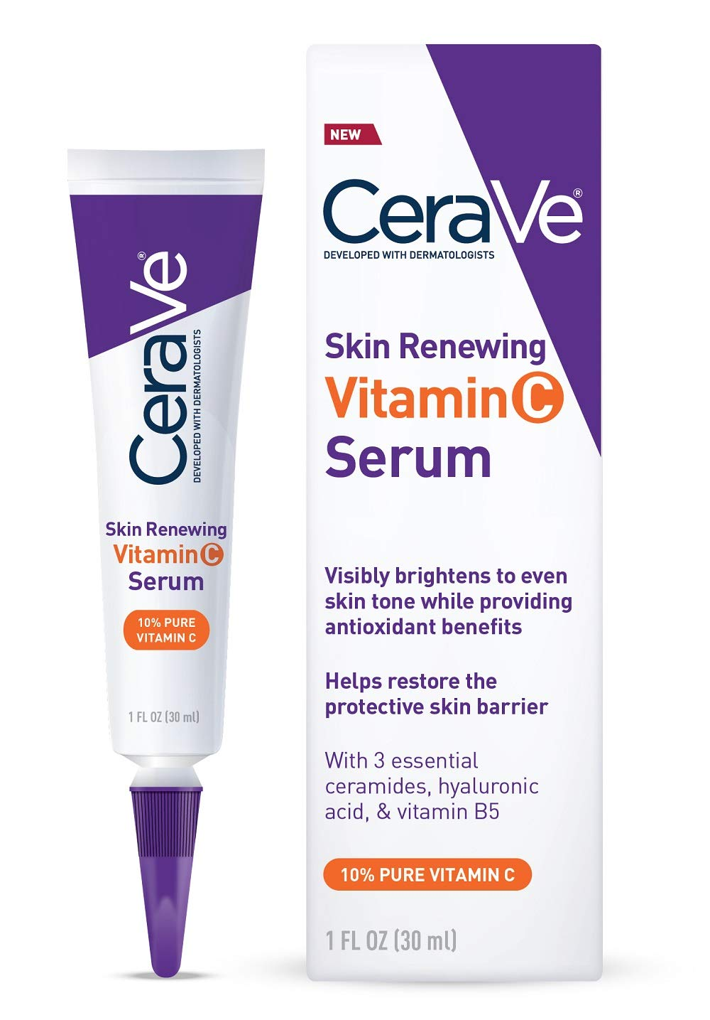 15 Best CeraVe Vitamin C Serum with Hyaluronic Acid