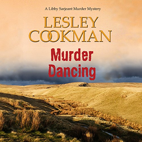Murder Dancing audiobook cover art