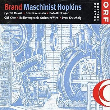 Max Brand: Maschinist Hopkins (Live)