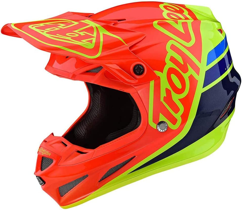 Troy Lee Designs 2020 SE4 Composite Helmet with MIPS Silhouette Large Black//CAMO