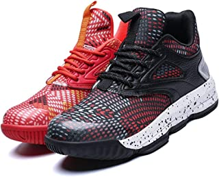 Unisex Sports Breathable Mesh Running Walking Jogging Sneakers Basketball Tennis Shoes