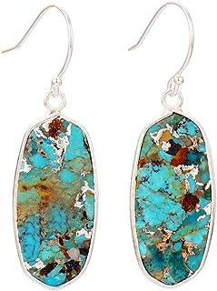 Turquoise Earrings for Women Fashion Jewelry