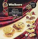 Walkers Tutti Burro Biscotto al burro-scozzese, Scozzese Biscotto Assortimento 900g...