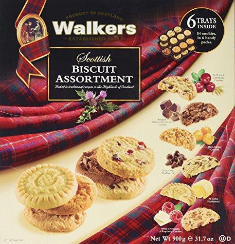 Wanderer Alles Butter Butterkeks, schottisch Keks Sortiment 900g