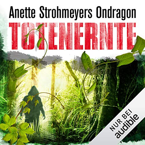 Totenernte audiobook cover art