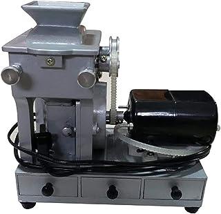 220V電気米脱穀機、籾籾摺り機マシン5500RPM 100Wアウト・オブ