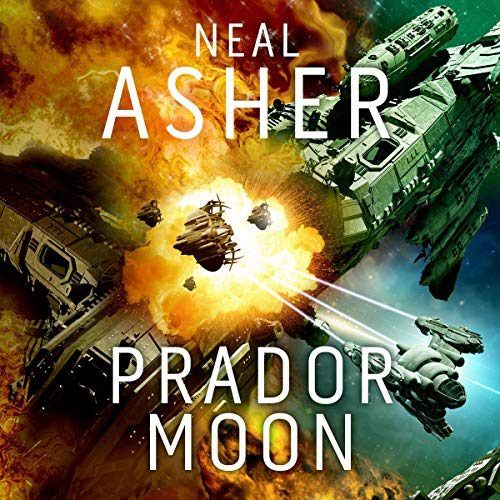 Prador Moon                   By:                                                                                                                                 Neal Asher                               Narrated by:                                                                                                                                 Ric Jerrom                      Length: 9 hrs     22 ratings     Overall 4.1