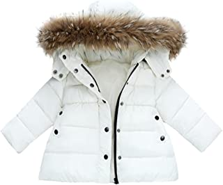 2bac84ee7b9 Forestime Baby Girls Boys Kids Down Jacket Coat Down Feather Winter Warm  Children Clothes