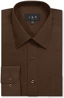 Men's Regular Fit Dress Shirts