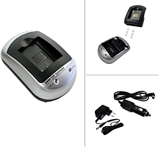 Ladegerät SET DTC 5101 für Panasonic Lumix DMC TZ18