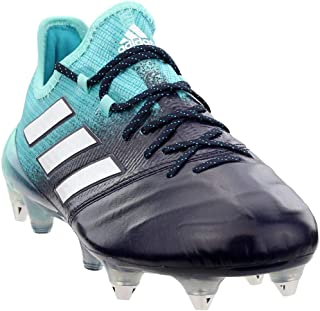 adidas Mens Ace 17.1 Soft Ground Leather Soccer Athletic Cleats,