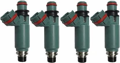 Set 4 Fuel Injector for 2002-2005 Subaru Impreza WRX 2.0 16611-AA521 195500-3920 195500-3920