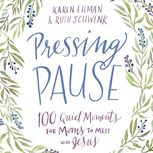 Pressing Pause audiobook cover art