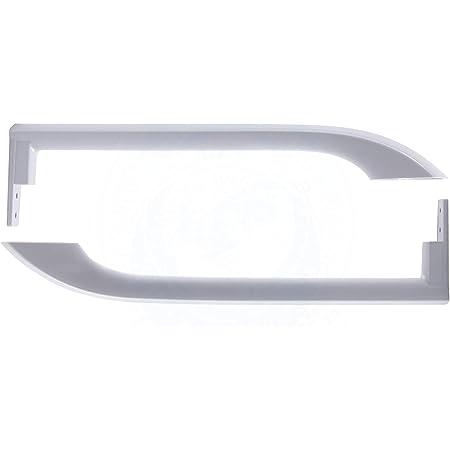 Compatible with 218428101 White Door Handle UpStart Components Brand 218428101 Refrigerator Door Handle Replacement for Frigidaire FRT21FG3CW0 Refrigerator