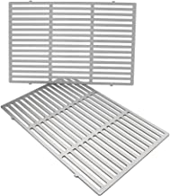 Stanbroil Cast Stainless Steel Replacement Cooking Grate for Weber 7528 7524, Fits Genesis 300 Series Grills,Lowes Model Grills, 2pcs