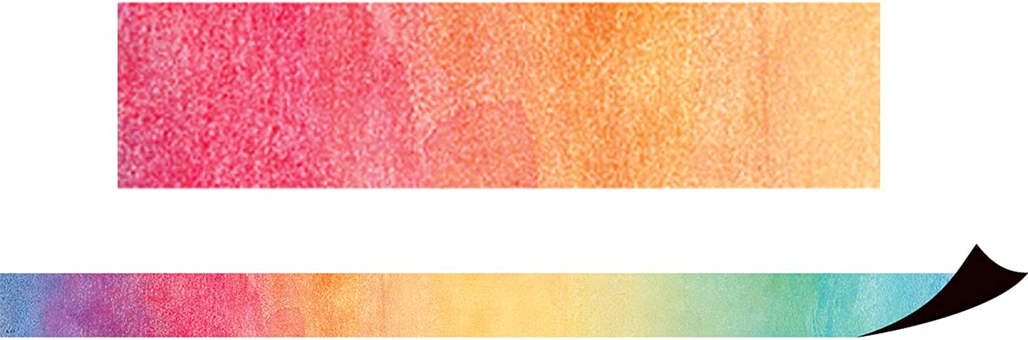 Teacher Created Resources Watercolor New color TCR77148 Magnetic Border Max 79% OFF