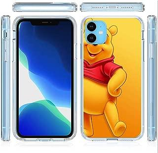 DISNEY COLLECTION UV Printing TPU Case iPhone 11 6.1 Inch Hd Pooh Bear Wallpaper