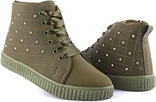 Women's Casual Half Boots (Oley, numeric_39)