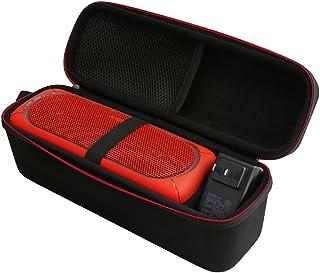 SONY SRS-XB31 ケース Vicstar ソニー SONY ワイヤレスポータブルスピーカー SRS-XB31 ケース バッグ キャリングバッグ 収納バッグ 取っ手付き 防水布地 衝撃吸収 スリム 専用保護ケース 外出、旅行やホームストレージにお勧め レッド