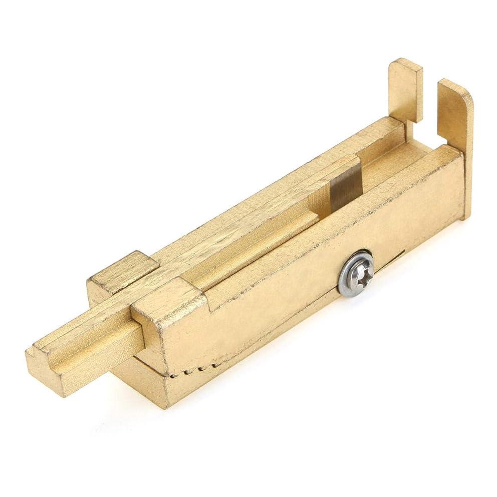 強盗散らす解釈的銅タトゥーマシン春調整アライメントツールゴールデン破片レギュレータ