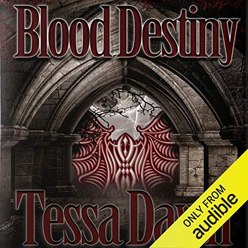 Blood Destiny: Blood Curse Series book 1 audiobook cover art