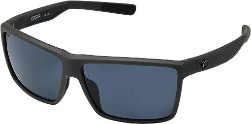Gray 580P/Matte Gray Frame