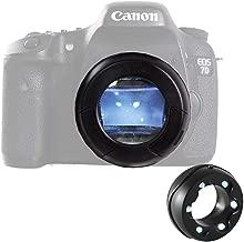 Camera Sensor Cleaning Kit, Micnova MQ-7X DSLR Clean SLR Sensor Loupe with Six Dust Illuminating Bright LED's for All Cameras Canon EOS T6 Nikon D3300 D3400 Sony A9 Panasonic Camcorders