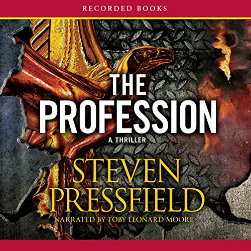 The Profession audiobook cover art