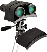 Universal Binoculars Tripod Adapter, New Bundled Binocular Tripod Mount for Stable Connecting Binocular Telescope and Camera Tripod