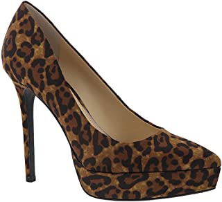 Jessica Simpson Lael Pointed Toe Pumps, Natural