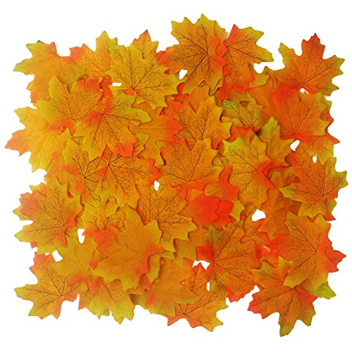 Artificial Fall Maple Leaves