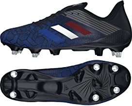 adidas Performance Mens Predator Malice Control Soft Ground Rugby Boots - Navy