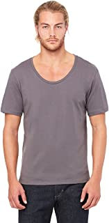 Canvas-Mens-Wideneck T-Shirt-3406